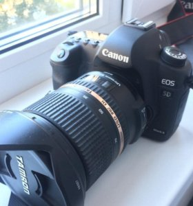 Canon EOS 5D Mark II + Tamron 24-70mm F/2.8