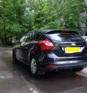 Форд Фокус 3. Ford Focus 3
