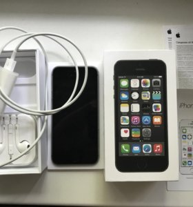 iPhone 5s отличное состояние