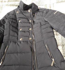 Осеннее пальто размер 46-48