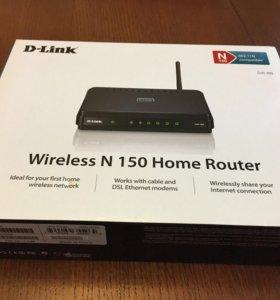 Wi-fFi роутер D-Link dir-300