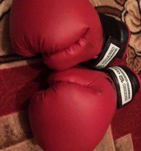 Новый боксерский набор