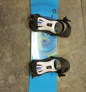 Сноуборд для ребёнка
