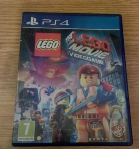 The Lego movie videogame на PS4