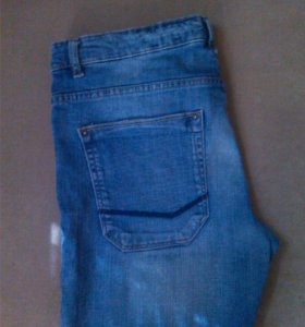 джинсы bershka
