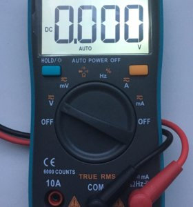 Мультиметр автоматический Richmeters-101