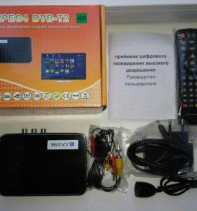 Продам цифровую приставку DVB-T2