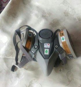 респиратор со сменными касетами