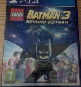 Lego batman 3 beyond gotham на PS4
