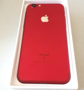 iPhone 6s 64Gb Red