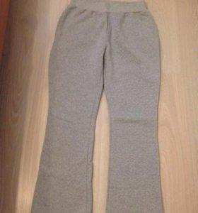 Теплые спортивные штаны 52 размер