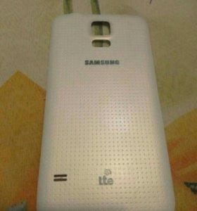 Samsung S5 крышка задняя