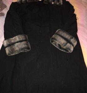Пальто зима/осень Р.52
