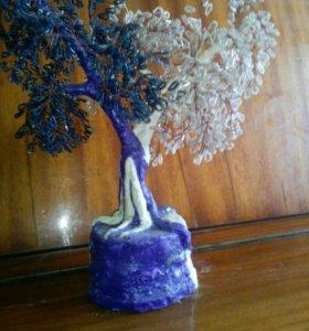 Бисеиные деревья
