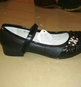 Туфли новые, Р. 35,36