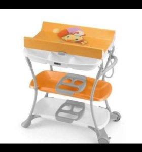 Стол для пеленания и купания Cam