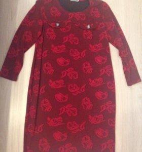 Новое платье 52 размер