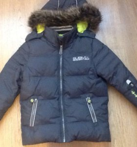 Зимняя куртка на мальчика Palomino