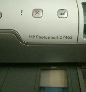 Принтер HP D7463