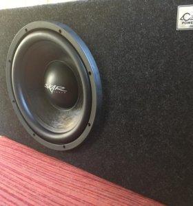 Cабвуфер Skar Audio IVX 12 v.2