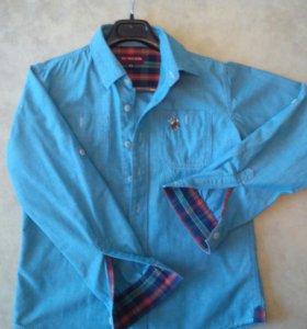 Стильная рубашка на мальчика U.S. POLO ASSN