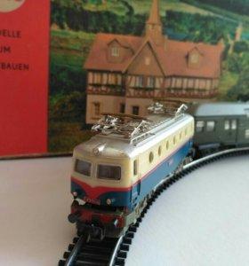 Железная дорога ГДР