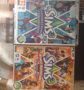 Игры the Sims 3