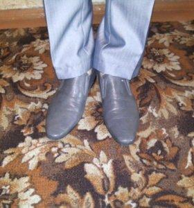 Срочно!!! Мужской костюм и туфли
