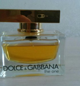 Dolce Gabbana The One D&G парфюм Miss Dior Chanel