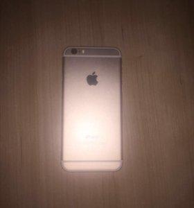 Продам Apple iPhone 6 128GB (золотистый) .