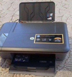Принтер со сканером HP