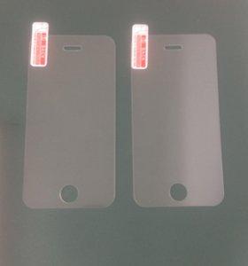 Броне стекло на айфон 4s