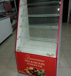 ВИТРИНА,УГОЛОК ПОТР-ЛЯ