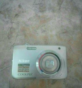 Фотоаппарат Nikon s2800