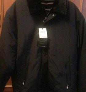 Куртка (мужская)большой размер.
