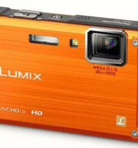 подводный фотоаппарат panasonic lumix dmc-ft1