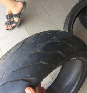 Шины на мотоцикл