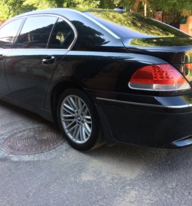 BMW 760LI лонг