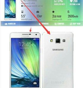 Защитное законное стекло для Samsung g7
