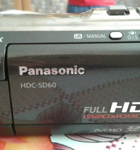 Видеокамера Panasonic HDC-SD60
