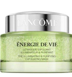 Lancome Маска-эксфолиант для лица Energie De Vie