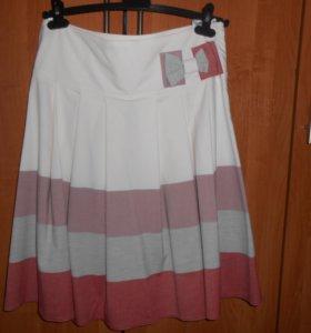 Летняя юбка, в подарок - кофточка