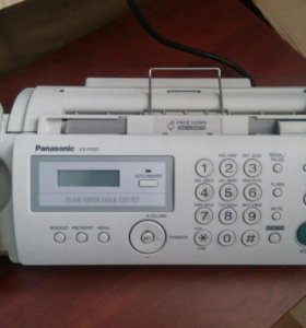 Продам факс Panasonic kx fp-207