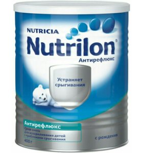 Молочная смесь Nutrilon Антирефлюкс с рождения 400