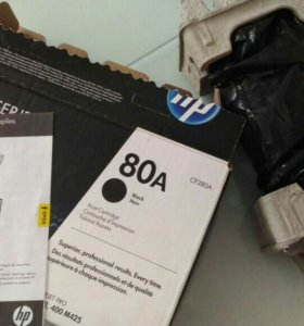 Картридж для HP LaserJet Pro 400 M401, Pro 400 MFP