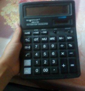 Калькулятор на солнечной батарее