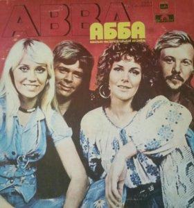 Виниловая пластинка ABBA