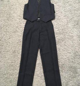 Школьный костюм (38разм)