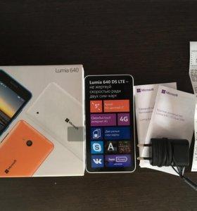 Microsoft lumia 640 DS LTE