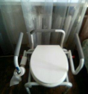 Стул туалет для инвалидов,новый,доставка по городу